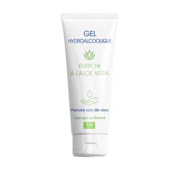 Gel hydroalcoolique - Tube de 75 ml - Colis de 60 tubes